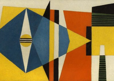 Sin título, 1959, oil on canvas, 22×38″