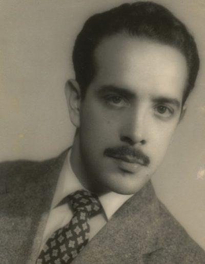 1955 - Portrait of Rafael Soriano