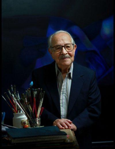 2010 - Portrait of Rafael Soriano, 2011