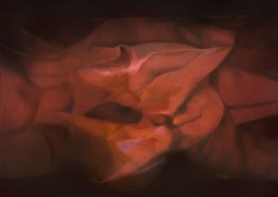 "Secreto de otoño, 1992, oil on canvas, 50x60"""